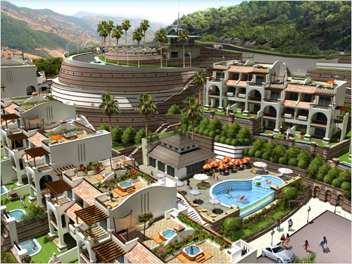 Simplymorocco Com 2 Bedroom Penthouse Apartment For Sale In Playa